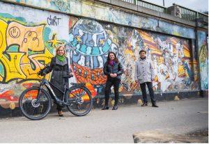 Presssemiteilung E-Bike statt Gaspedal